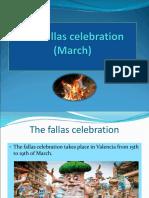 Fallas in Spain