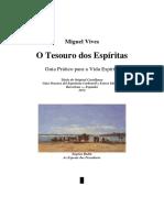 O Tesouro Dos Espiritas (Miguel Vives)