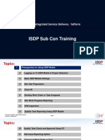 Partner Training ISDP Ver 2