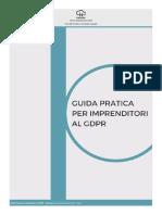 Guida Sul GDPR Per Imprenditori