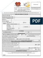 2018 Form I Individual Income Tax Return 2017