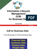 ILM on Oracle10gR2