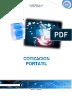 cotizacion portatil