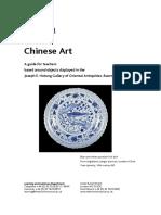 Chinese Art Teachers Guide