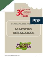 Maestro Ensaladas Planet