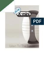 X-Mini MAX II User Manual English