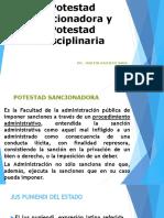 15 Sesion Potestad Sancionadora y p. Disciplinaria