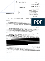 Emily Glass Affidavit