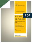 Mecanica de Fluidos ensayo 1