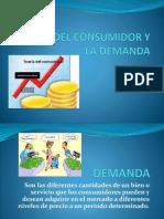 Teoria Del Consumidor y La Demanda