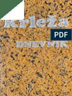 Krleža, Miroslav - Dnevnik 1.pdf