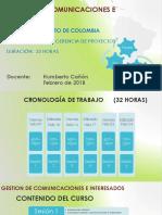 Gestión de Comunicaciones e Interesados Presentación U Piloto-1