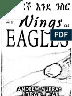 Bekenefoche Endenesere (With Wings as EAGLES) Anderw Murray