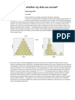 How Do I Determine Whether My Data Are Normal_ - PsychWiki - A Collaborative Psychology Wiki