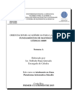 2015300009 Fundamentos de Matematica