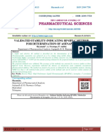 STABILITY –INDICATING DENSITOMETRIC METHOD FOR SIMULTANEOUS DETERMINATION OF DONEPEZIL HYDROCHLORIDE AND CURCUMIN IN INSITU NASAL GEL