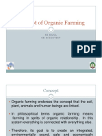 Lecture 2 Concepts of Organic Agriculture