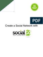 Create a Social Network With SocialGO