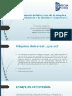 6.1.2 Fundamento Teórico y Uso de La Maquina Universal