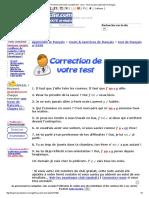 Y Et en -Pronoms Personnels Complément - Cours - Exercice Pour Apprendre Le Français