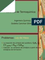 Problemas de Termoquimica.ppt