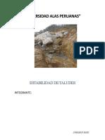 Estabilidad de Taludesdocx