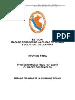 INFORME FINAL MAPA DE PELIGROS SICUANI LOCALIDAD DE QQEHUAR.doc