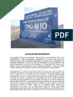 Visita a La Cultura Omo en Moquegua