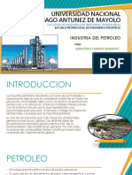 Industria Del Petroleo