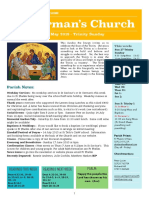 st germans newsletter - 27 may 2018