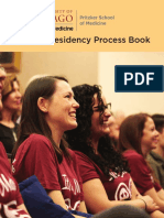 2018 Residency Process Book