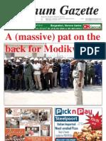 Platinum Gazette 24 September 2010