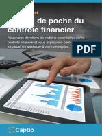Manuel de Poche Du Le Controle Financier