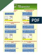 Las 6 Claves Financieras o Llaves Maestras de La Matematica Financiera