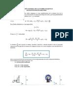 Sesion 01 Ecuación General de Las Turbo Maquinas