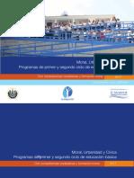Programa de MUCI Primer y Segundo Ciclo de Basica