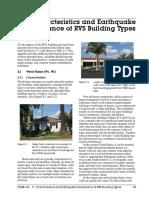 Características de las edificaciones
