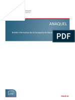 ANAQUEL. Boletín Informativo de La Consejería de Educación en Portugal_2012