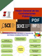 Vision General de Las Contrataciones Del Estado