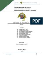 Informe de Practica Leche