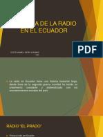 La Radio en El Ecuador