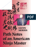 Path Notes of an American Ninja Master - Glenn J. Morris