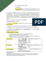 (2) Elementos Estructurales Del Daño