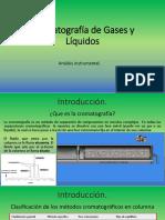 Cromatografía de Gases y Líquidos (1)