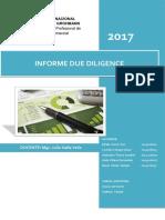 Informe Du Dilingence Completo