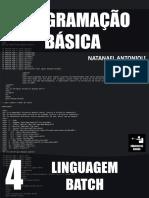 Programação Básica - Linguagem Batch.pdf