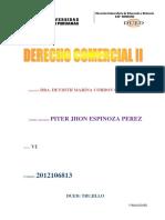 TRABAJO ACADEMICO DERECHO COMERCIAL II.docx