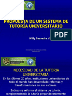 Presentación ECI Norte Willy Saavedra