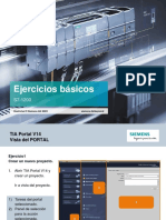Ejercicios Basicos S7-1200
