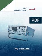 Brochure Motores MTC2